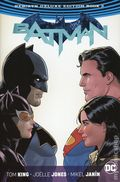 Batman HC (2017 DC Universe Rebirth) Deluxe Edition 3-1ST