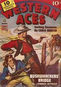 Western Aces (1934-1949 Ace) Pulp Vol. 19 #4