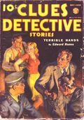 Clues Detective Stories (1926-1943 Clayton Magazines) Pulp Vol. 39 #6