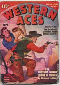 Western Aces (1934-1949 Ace) Pulp Vol. 20 #4