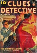 Clues Detective Stories (1926-1943 Clayton Magazines) Pulp Vol. 40 #1