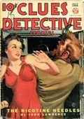 Clues Detective Stories (1926-1943 Clayton Magazines) Pulp Vol. 40 #2