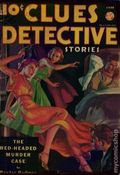 Clues Detective Stories (1926-1943 Clayton Magazines) Pulp Vol. 40 #3