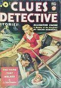 Clues Detective Stories (1926-1943 Clayton Magazines) Pulp Vol. 40 #4