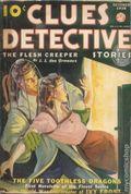 Clues Detective Stories (1926-1943 Clayton Magazines) Pulp Vol. 40 #5