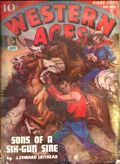 Western Aces (1934-1949 Ace) Pulp Vol. 23 #2