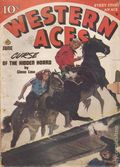 Western Aces (1934-1949 Ace) Pulp Vol. 24 #4