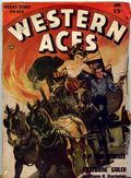 Western Aces (1934-1949 Ace) Pulp Vol. 27 #1