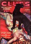 Clues Detective Stories (1926-1943 Clayton Magazines) Pulp Vol. 41 #1