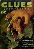 Clues Detective Stories (1926-1943 Clayton Magazines) Pulp Vol. 41 #4