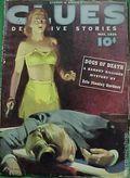 Clues Detective Stories (1926-1943 Clayton Magazines) Pulp Vol. 41 #6