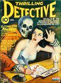 Thrilling Detective (1931-1953 Standard) Pulp Vol. 55 #1A