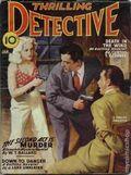 Thrilling Detective (1931-1953 Standard) Pulp Vol. 57 #2