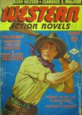 Western Action Novels Magazine (1936-1960 Columbia) 1st Series Pulp Vol. 2 #1