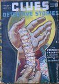Clues Detective Stories (1926-1943 Clayton Magazines) Pulp Vol. 42 #3