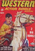 Western Action Novels Magazine (1936-1960 Columbia) 1st Series Pulp Vol. 2 #4