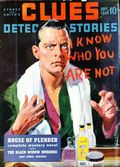 Clues Detective Stories (1926-1943 Clayton Magazines) Pulp Vol. 42 #4