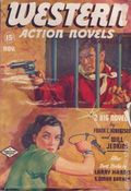 Western Action Novels Magazine (1936-1960 Columbia) 1st Series Pulp Vol. 2 #5