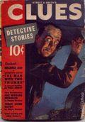 Clues Detective Stories (1926-1943 Clayton Magazines) Pulp Vol. 42 #6