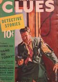 Clues Detective Stories (1926-1943 Clayton Magazines) Pulp Vol. 43 #1