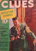 Clues Detective Stories (1926-1943 Clayton Magazines) Pulp Vol. 43 #1