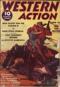 Western Action Novels Magazine (1936-1960 Columbia) 1st Series Pulp Vol. 4 #4