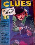 Clues Detective Stories (1926-1943 Clayton Magazines) Pulp Vol. 43 #2