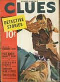 Clues Detective Stories (1926-1943 Clayton Magazines) Pulp Vol. 43 #3