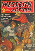 Western Action Novels Magazine (1936-1960 Columbia) 1st Series Pulp Vol. 5 #5