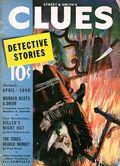 Clues Detective Stories (1926-1943 Clayton Magazines) Pulp Vol. 43 #5