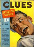 Clues Detective Stories (1926-1943 Clayton Magazines) Pulp Vol. 44 #2