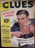 Clues Detective Stories (1926-1943 Clayton Magazines) Pulp Vol. 44 #3
