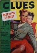 Clues Detective Stories (1926-1943 Clayton Magazines) Pulp Vol. 44 #4