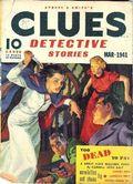 Clues Detective Stories (1926-1943 Clayton Magazines) Pulp Vol. 44 #6