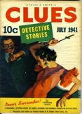 Clues Detective Stories (1926-1943 Clayton Magazines) Pulp Vol. 45 #2