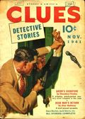 Clues Detective Stories (1926-1943 Clayton Magazines) Pulp Vol. 45 #4