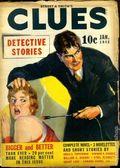 Clues Detective Stories (1926-1943 Clayton Magazines) Pulp Vol. 45 #5