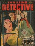 Thrilling Detective (1931-1953 Standard) Pulp Vol. 62 #2