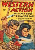 Western Action Novels Magazine (1936-1960 Columbia) 1st Series Pulp Vol. 6 #6