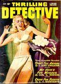 Thrilling Detective (1931-1953 Standard) Pulp Vol. 62 #3