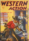 Western Action Novels Magazine (1936-1960 Columbia) 1st Series Pulp Vol. 7 #2