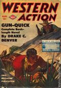 Western Action Novels Magazine (1936-1960 Columbia) 1st Series Pulp Vol. 9 #2