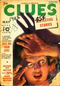 Clues Detective Stories (1926-1943 Clayton Magazines) Pulp Vol. 46 #1