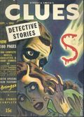 Clues Detective Stories (1926-1943 Clayton Magazines) Pulp Vol. 46 #3