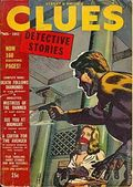 Clues Detective Stories (1926-1943 Clayton Magazines) Pulp Vol. 46 #4