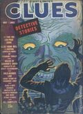 Clues Detective Stories (1926-1943 Clayton Magazines) Pulp Vol. 47 #1