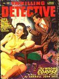Thrilling Detective (1931-1953 Standard) Pulp Vol. 63 #2
