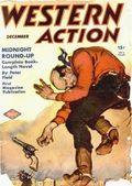 Western Action Novels Magazine (1936-1960 Columbia) 1st Series Pulp Vol. 10 #3