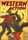 Western Action Novels Magazine (1936-1960 Columbia) 1st Series Pulp Vol. 10 #5
