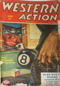 Western Action Novels Magazine (1936-1960 Columbia) 1st Series Pulp Vol. 10 #6